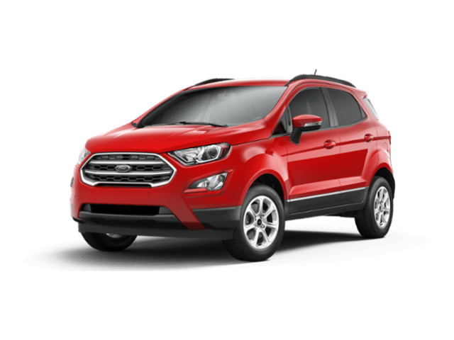 New 2018 Ford EcoSport SE WAGON Windber PA